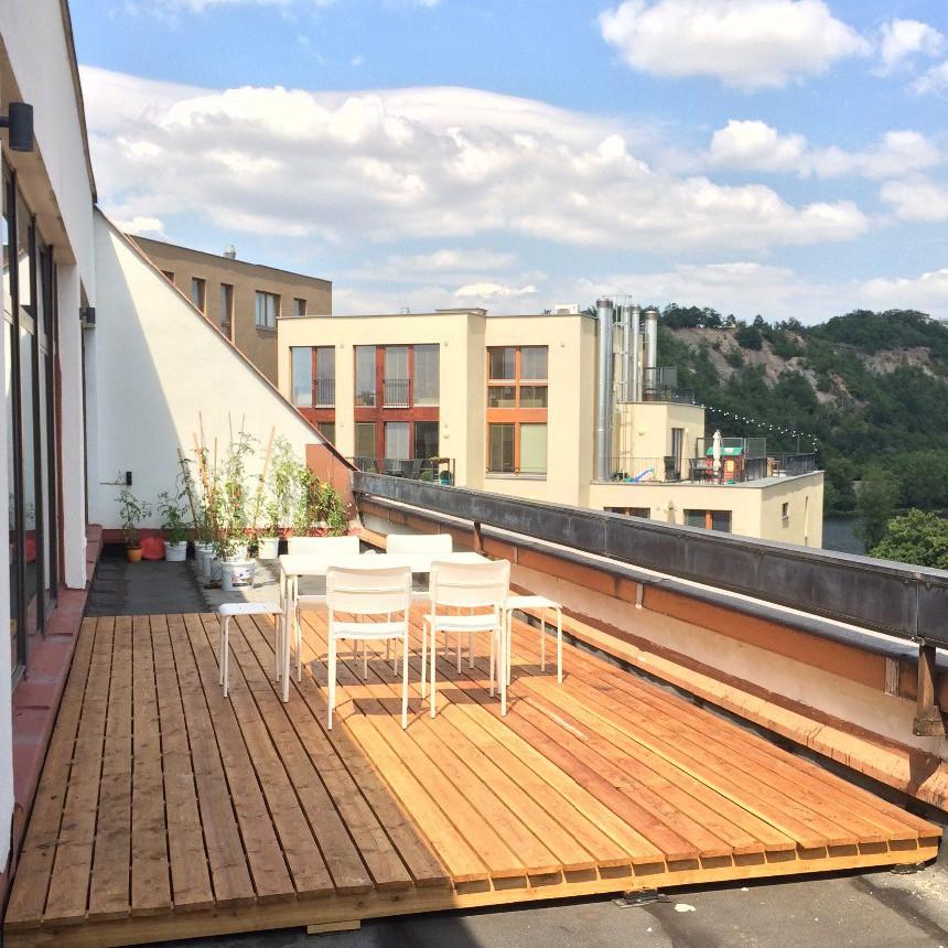 modřínové terasy - terasy z modřínu - terasy modřín